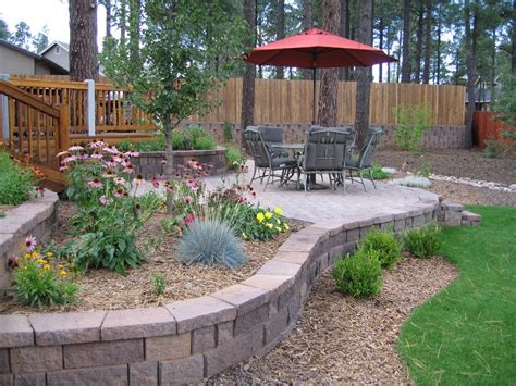 Landscape Startling Landscaping Ideas Small Backyard Rock Garden Ideas For Small Yards