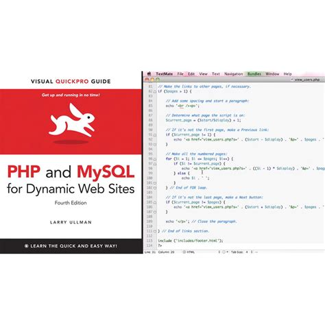 php and mysql for dynamic web visual quickpro guide 5th edition books class on demand php and mysql