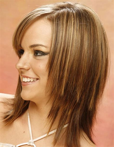 quick hairstyles for straight medium length hair 22 pictures of layered hairstyles collection sheideas