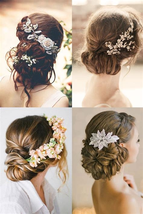Bridal Updo Hairstyles by 18 Most Bridal Updos Beautiful Wedding