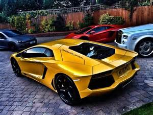 lord aleem shows new lamborghini aventador do not torch