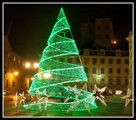 Green Christmas Tree Lights Daring Green Pinterest Green Tree Lights