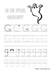 letter g worksheet coloring page images