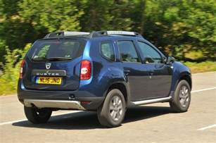 Renault Duster Dacia Duster Review 2017 Autocar