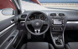 Vw Golf 6 Interior by The Auto The Volkswagen Golf 6
