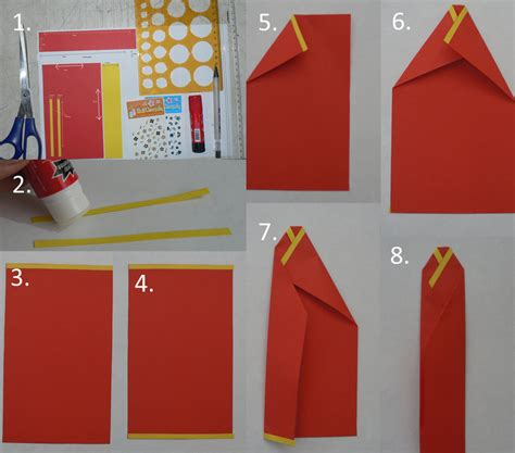 Japanese Paper Crafts - japanese paper doll tutorial 1 by girloftheocean on deviantart