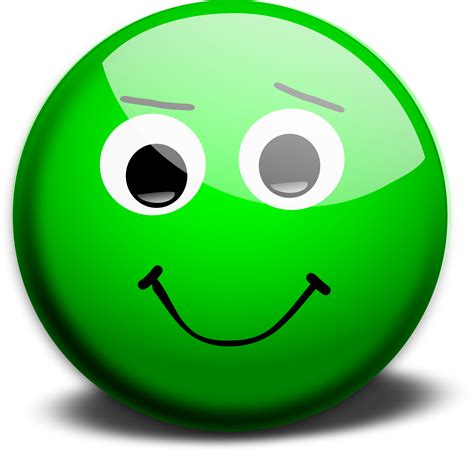 Green Smiley Smiley Character Clipart Library Free Green Smiley Free Clip Free Clip On Clipart Library