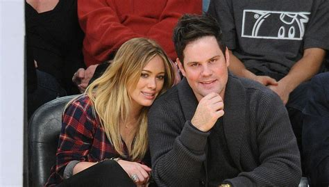 Hilary Duff And Joel Madden Split by Hilary Duff Rumoured To Be Back With Ex Husband Michael