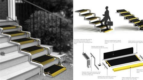 pedane mobili per scale disabili bcasa