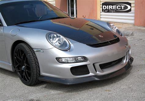 porsche 911 gt3 front 2005 2008 porsche 911 997 gt3 euro style front lip spoiler