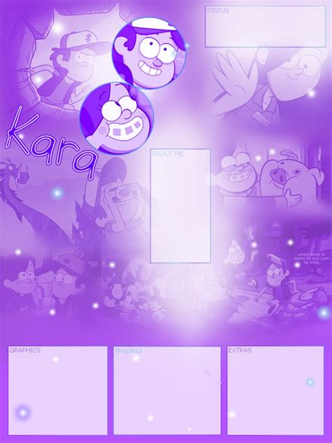 layout gravity falls gravity falls layout by aseini on deviantart