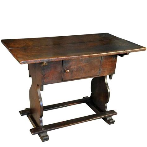 tablet chargers for sale 18th century quot charger quot table in oak for sale at 1stdibs