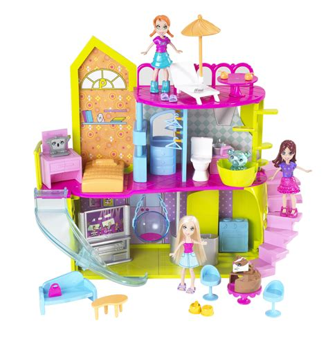 polly pocket house top picks from mattel this season