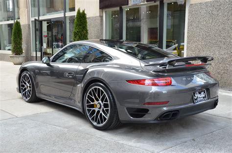 Porsche 911 Turbo Gebraucht by 2014 Porsche 911 Turbo S Stock R224ba For Sale Near