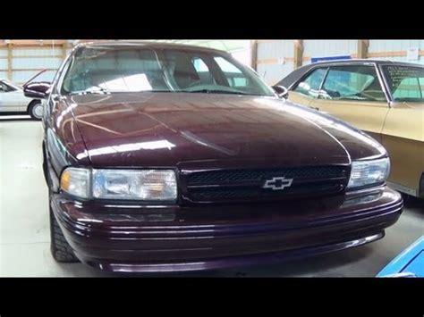blacked out oldsmobile cutlass on 24 irocs 95 chevy impala ss on black 24 inch irocs doovi