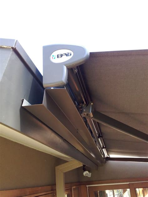 cassette awning semi cassette retractable awnings melbourne euroblinds