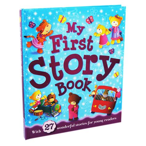 the story of my books my story book 27 wonderful stories for