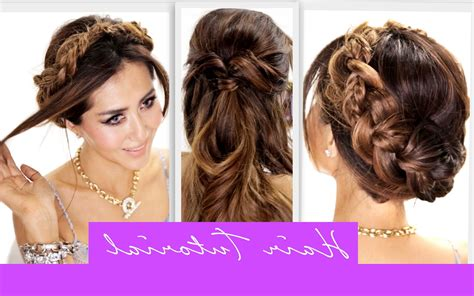 Pretty Hairstyles For School With Braids by Pretty Braids Hairstyles Fade Haircut