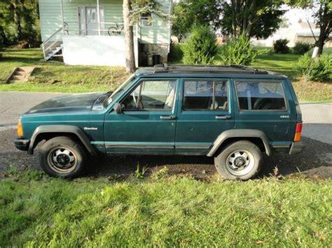 1995 Jeep Se Find Used 1995 Jeep Se 4 0 Litre High Output