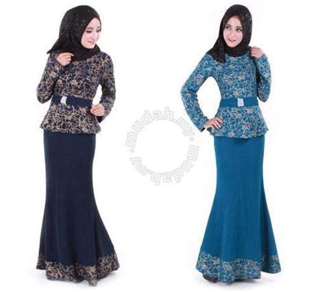 baju muslim trendy 2013 image gallery malaysian dress