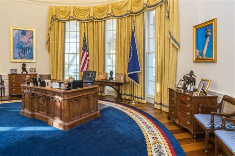 what does the oval office look like today does the oval office look like today a new direction and