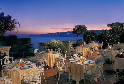 la terrazza sorrento napoli ristorante la terrazza hotel excelsior