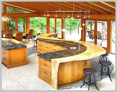 Rustic Kitchen Island Ideas There Are A Few Things To Think Of When Searching For A Rustic Kitchen Island