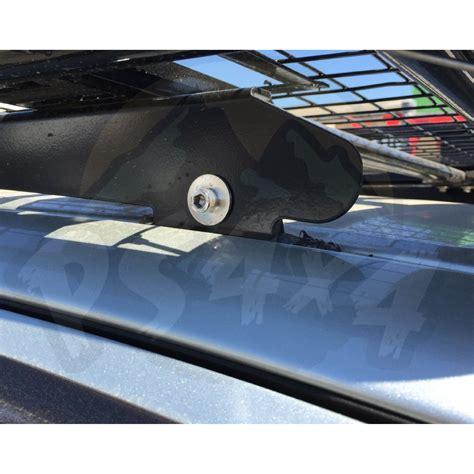 D40 Navara Roof Racks by Steel Tradesman Roof Rack For Nissan Navara D40 Dual Cab