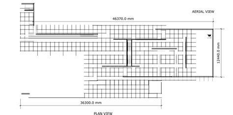 barcelona pavilion floor plan alexandra neke portfolio