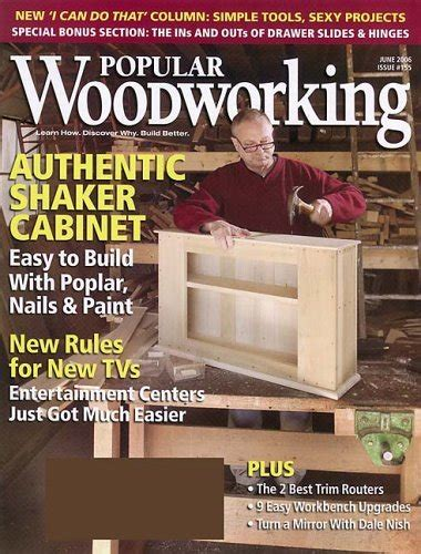popular woodworking magazine subscription woodworking magazine subscriptions woodworker magazine