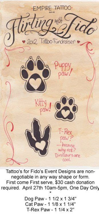panty line tattoos puppys cats and animal on
