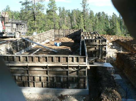 poured concrete home plans home design and style