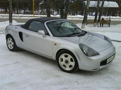 Toyota Mr 2002 Toyota Mr S Pictures 1800cc Gasoline Fr Or Rr