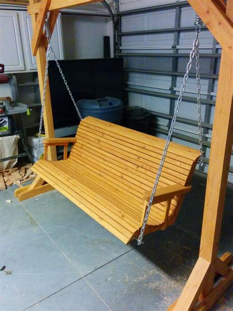 simple porch swing plans 11 free porch swing plans to build at home