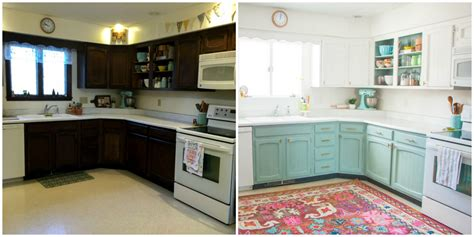 paint kitchen cabinets before and after memes 95 u shaped kitchen remodel ideas before and after u