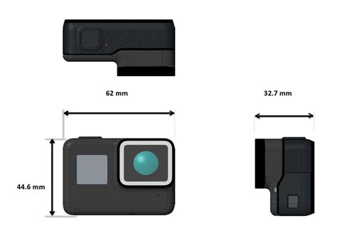 Gopro Hero5 gopro hero5 black specs and images leaked daily news