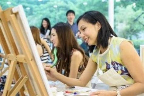 acrylic painting classes singapore exploration acrylic painting painting classes in