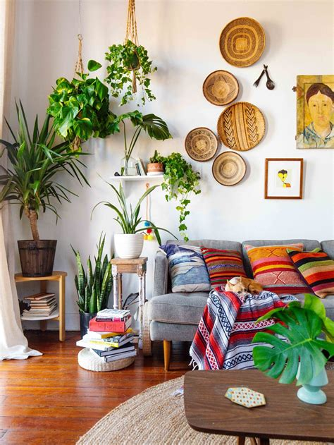 home decor plants living room living room inspiration home filled with vintage decor in
