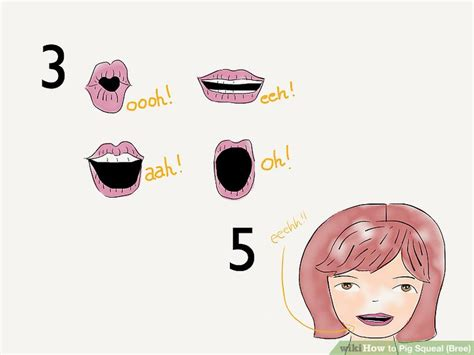 Squeal Piggy Piggy by How To Pig Squeal 6 Steps With Pictures Wikihow