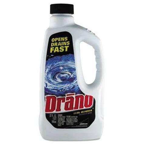 Drano Liquid Drain Cleaner