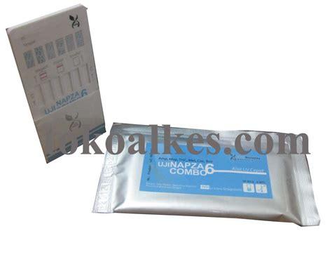 Alat Tes Urine Narkoba 6 Parameter tes urin narkoba 6 parameter uji napza combo 6 tokoalkes