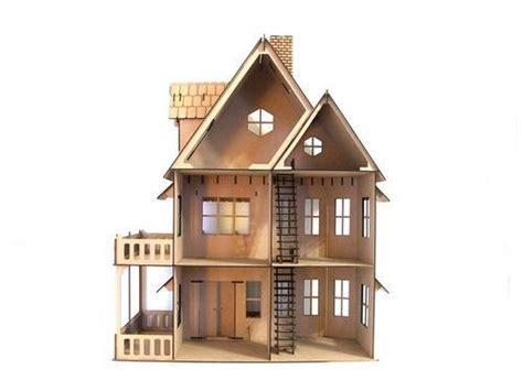dollhouse za kits dollhouse large lasercut diy doll house was
