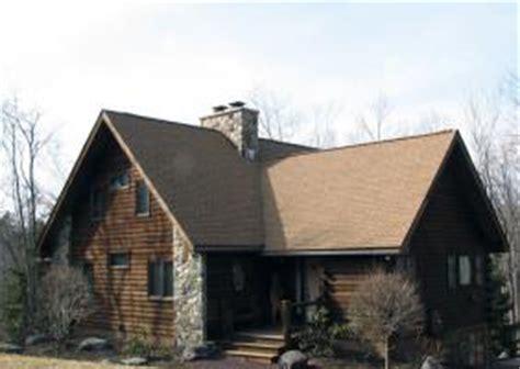 Log Cabin Estates For Sale In Pa by Poconos Log Homes For Sale