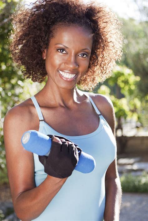 Afro Hairstyles For Gym | here are some workout hairstyles for black women black