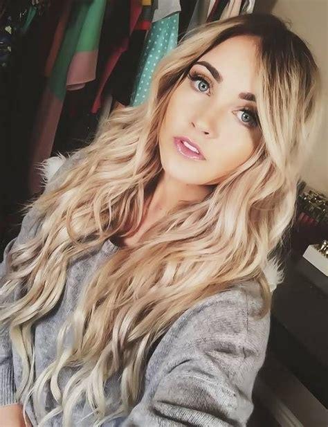 tendencia cortes de cabello largo y ondulado 2016 de 120 cortes de pelo para mujer verano 2018