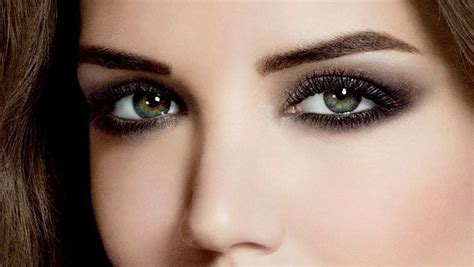 imagenes de ojos ahumados maquillaje de ojos ahumados paso a paso