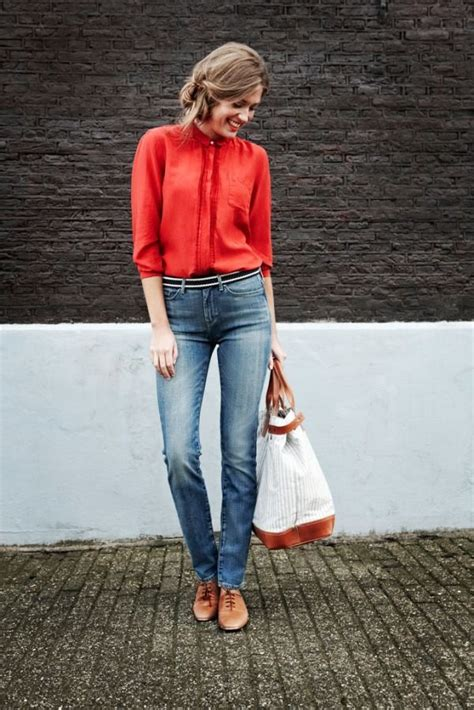 Blouse Denim 124 124 best sf fashion images on my style atlantic pacific and fall winter