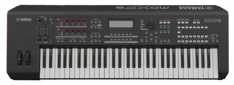 Keyboard Yamaha New yamaha moxf6 keyboard synthesizer 61 key new