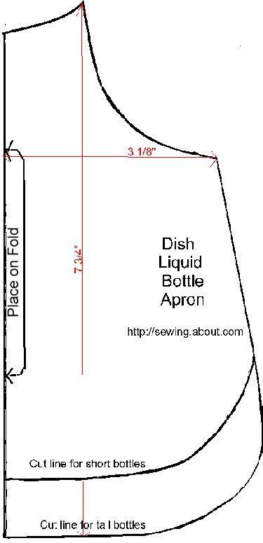 apron pattern for soap bottles 1000 images about aprons mini aprons on pinterest