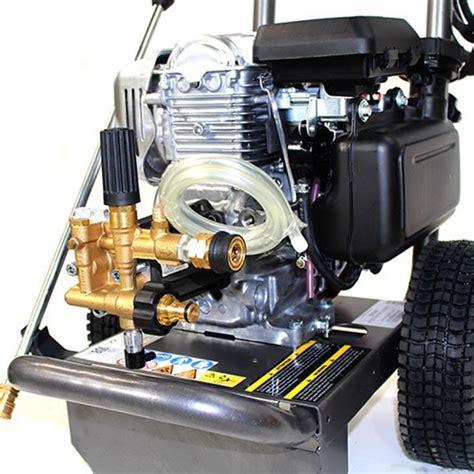 honda pressure washer 2700 psi be b275ha honda gc160 powered pressure washer 2700 psi